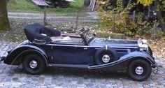 Horch 853 Sport-Cabriolet 1936