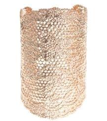 #Matchesfashion Menator lace cuff  by Aurelie Bidermann