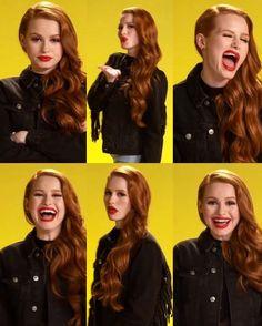 Riverdale Cheryl Blossom Riverdale, Riverdale Cheryl, Riverdale Memes, Riverdale Cast, The Cw, Madelaine Petsch, Gorgeous Redhead, Belleza Natural, Celebs