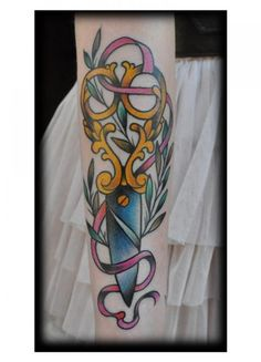 Sewing tattoos on pinterest sewing tattoos scissors for Ink craft tattoo