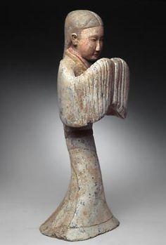 Statue Han - Danseuse  206 avant JC 220 après JC