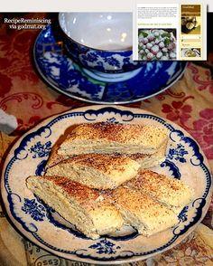 Swedish Cardamom Cakes / Kardemummakakor