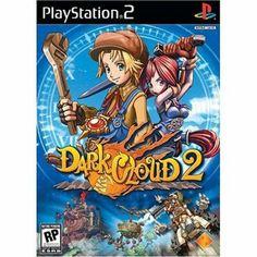 Dark Cloud 2 by Sony #videogames #gamer #xbox #nintendo #playstation