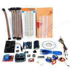 Smart Home Learning Android Bluetooth Module Kit Set for Arduino - Deep Blue. User Manual: m5.img.dxcdn.com/CDDriver/CD/sku.324391.rar. Tags: #Electrical #Tools #Arduino #SCM #Supplies #Kits