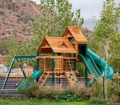 outdoor playsets for kids - looking for something for older boys