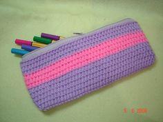 Free+Amigurumi+Animal+Pencil+Box | Gifts for ladylatitude crochet-bags-baskets cachedfree small basket ...
