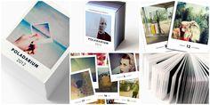 Poladarium 2012: Calendario a base de Polaroids