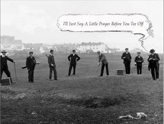 Golfer's Prayer Postcard. Classic golfing humor. Send this card to a friend. Change the text and add your own witty comment http://www.zazzle.com/golfers_prayer_postcard-239461258945020567 #golf #postcard #humor #humour