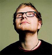He so cute when he wear glasses>>>>>actually Ed is always cute