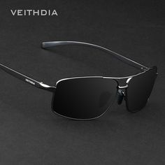Sunglasses VEITHDIA Aluminum Magnesium Brand New Polarized Men s Sunglasses  3 Color Sun Glasses Men Driving Goggle Eyewear Accessories 2458 AliExpress  ... b54e0d0a08