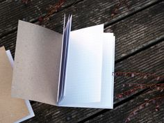 little australian made recycled notebooks - with dots or lines collectivepapergoods