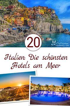 Du möchtest einen entspannten Badeurlaub in Italien verbringen und hast keine Lust auf Massentourismus? Dann werden dir diese kleinen Hotels am Meer gefallen. Wir haben für dich die schönsten Hotels am Strand und in Meernähe ausgewählt für einen entspannten Badeurlaub mit der Familie in Italien.