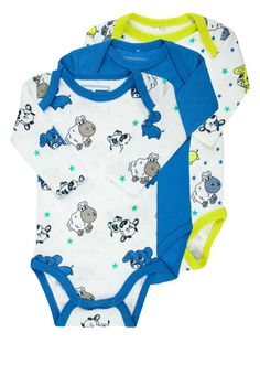 Name it - ROMM 3 PACK - Body - multicolore