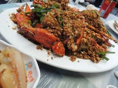 Shun Kee @ Typhoon Shelter - Causeway Bay, #HongKong - Home to some of HK's most delectable seafood & famous chili crab