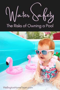 Water Safety The Risks of Owning a Pool #homebuying #poolhome #pros #cons #realestate #tips #advice #swimmingpool #pool