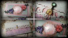 Rękodzieło- wystrój wnętrz,decoupage,cardmakig,kosmetyki, mydła,blog, blogspot , : Kartka kopertowa z shaker box