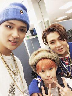 haechan, Doyoung, Johnny