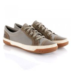 Timberland Warm Grey Earthkeepers Northport Oxford Women's Trainer
