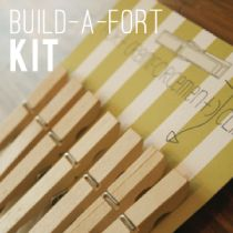 build a fort kit