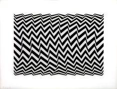 Bridget Riley. Fragment 3/11, 1965