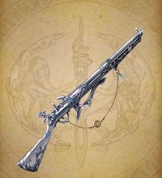 Fantasy Rifle