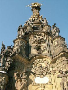 Olomouc, Czech Republic Prague Castle, Europe Photos, Outdoor Sculpture, Beautiful Places In The World, Central Europe, Czech Republic, Barcelona Cathedral, Belgium, To Go