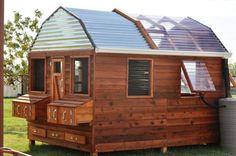 Chicken Coop - Green House