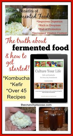 The Truth About Fermented Food
