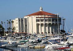 Weekend getaway to Catalina Island - park at Balboa Catalina Parking, 309 Palm St, Newport Beach, CA