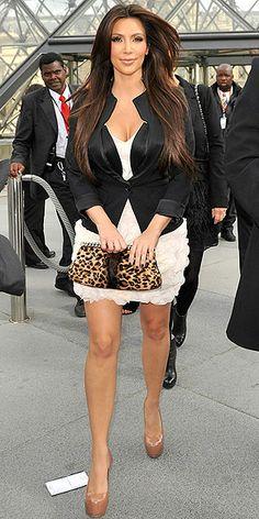 Fashionista 06340: Kim Kardashian-Fashion Icon