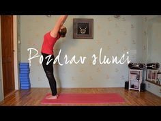 VARIACE NA POZDRAV SLUNCI | 8 minut | Jóga nejen na ráno - YouTube Yoga, How To Plan, Youtube, Sport, Per Diem, Deporte, Sports, Yoga Tips, Youtubers