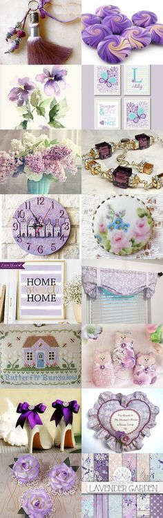Lavender by Debra Price on Etsy--Pinned with TreasuryPin.com
