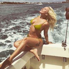 The 34 best celebrity vacation Instagrams: Lady Gaga