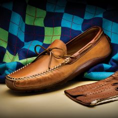 Simple, comfortable, functional, I'm liking these too. Trask Men's Driving Moc