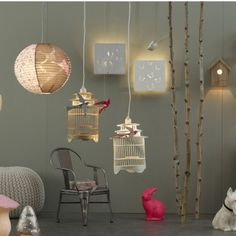 lumi re de cage oiseaux sur pinterest lustre en forme de cage oiseaux cages oiseaux et. Black Bedroom Furniture Sets. Home Design Ideas