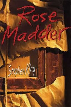 One of my favorite King Novels. And if you know how I feel about Stephen King, you know that's saying a lot!