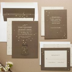 Introducing Minted, fabulous invitations with a modern flair!