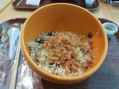 Fried rice from Asia Square Singapore