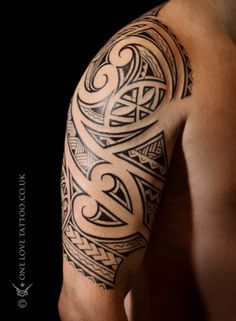 Tattoos - Male — One Love Tattoo London