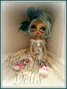 Marsha Pindle  © Lesley Jane Dolls  ~Sold~