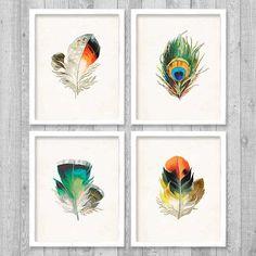 Перо павлина – символ гордости, эмблема красоты и благородства. Этот…