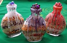 T oday I have been crafting Witch Bottles for the Kitchen Witch website A bit of History about Witch bottles The history of Witch-bottle...