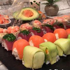 sushi ice tray