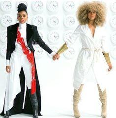 EXPLOSIVE ~ Janelle Monae & Erykah Badu