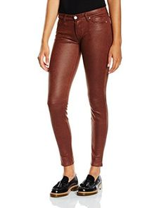 7 for all mankind Pantalone  [Rosso]