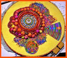 fiber art - so gorgeous