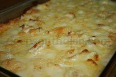 Chicken  Dumplings Casserole w/leftover chicken