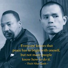 I can guess with confidence that both men knew how to go to the source within and draw out all the positive vibe necessary ....Peace ... <3 !