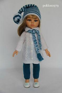 Наряды на любой вкус для кукол Paola Reina 35 см / Одежда для кукол / Шопик…
