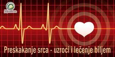 Preskakanje srca - uzroci i lečenje biljem - Mediflora Cardiac Diet, Neon Signs